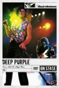 Cover Deep Purple - Come Hell Or High Water [DVD]